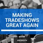 Image of people at tradeshows 930GOV | DGI